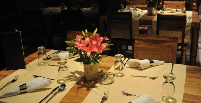 Krav til en luksus restaurant - Tjek dem inden du bestiller bord