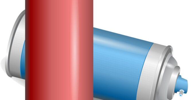 Gå op i miljøet - Brug vandbaseret spraymaling - Fås til billige priser